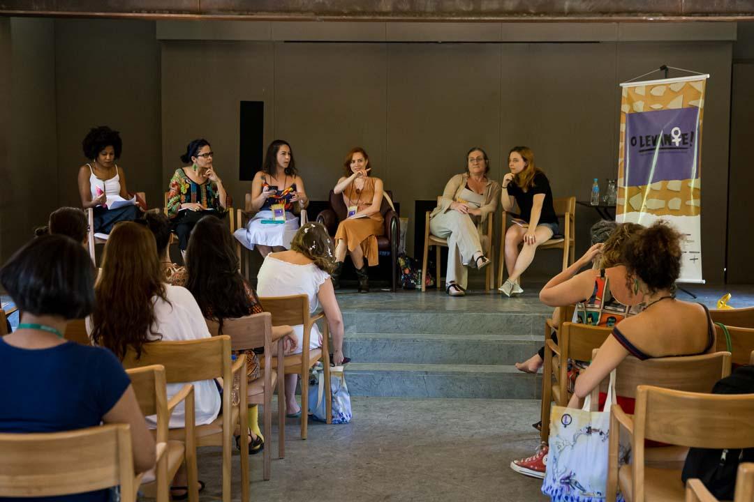 Mesa Nossos Ecos_Vozes Femininas na contemporaneidade_Credito Fabiana Loyola